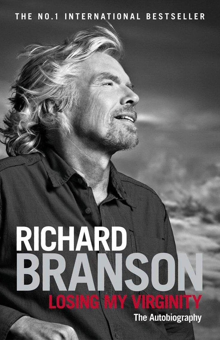 Losing Virginity Richard Branson