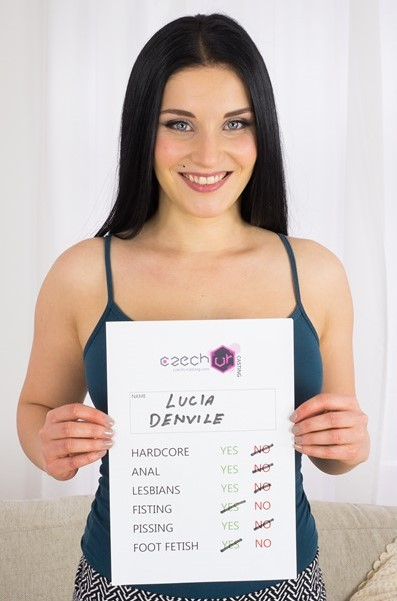 Lucia Denvile Casting Czechvr Lucia Denvile Porn Video Virtual Reality