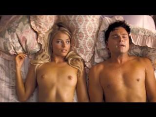 Margot Robbie Sex Scene In Wolf Of Wall Street 4