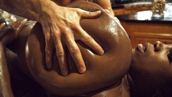 Maserati Ryan Madison Huge Tits Ebony Morning Sex