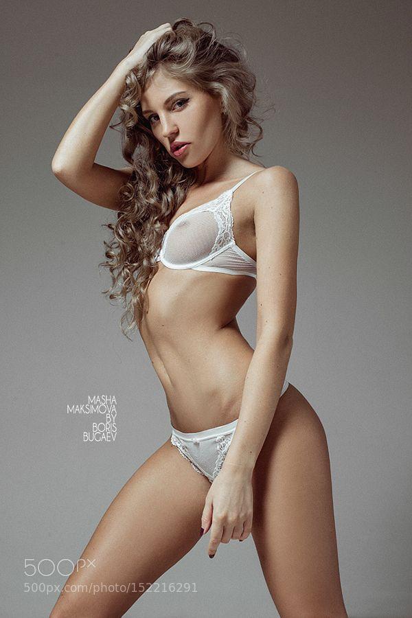 Masha Maksimova Bossya Nude Photography Nude