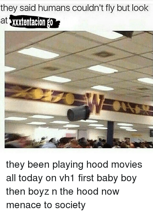 Memes Movies And The Hood They Said Humans Couldnt But