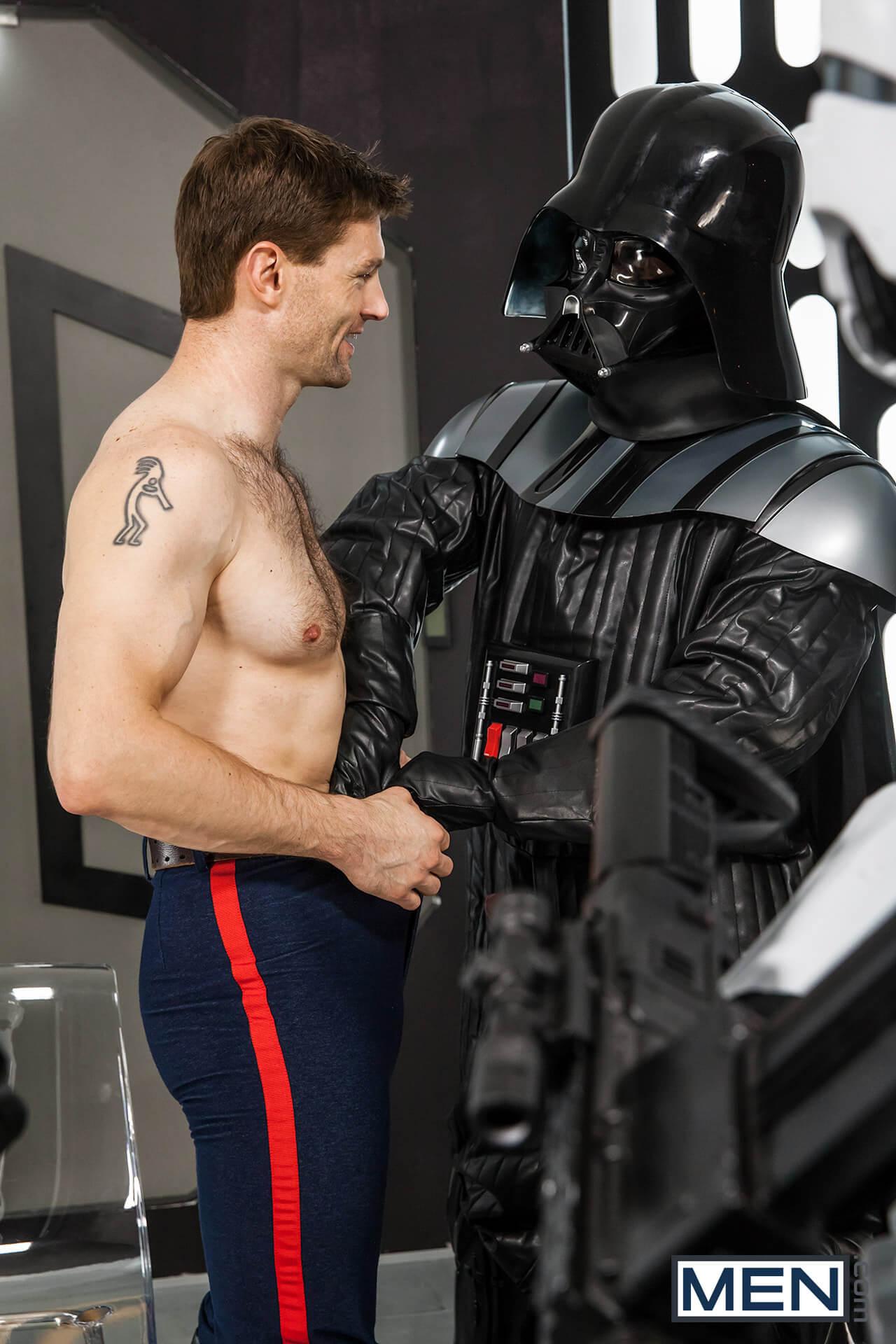 Men Drill Hole Star Wars A Gay Parody Dennis West Vader Gay Porn Blog Image
