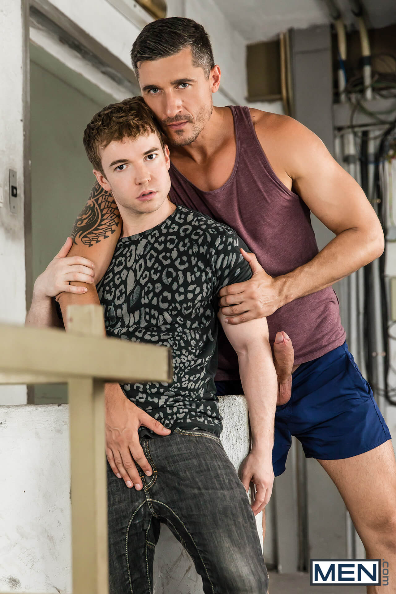 Men Super Gay Hero Sense A Gay Parody Part Gabriel Cross Jay Roberts Gay Porn Blog Image