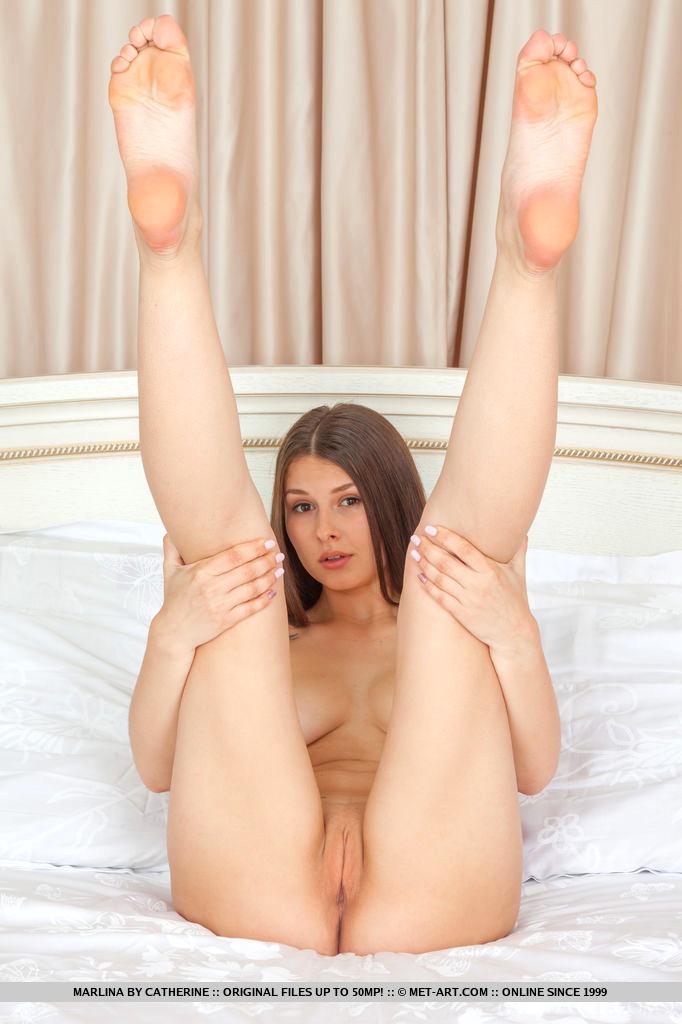 Metart Marlina Mega Brunette Xoxo Porn Pics 5