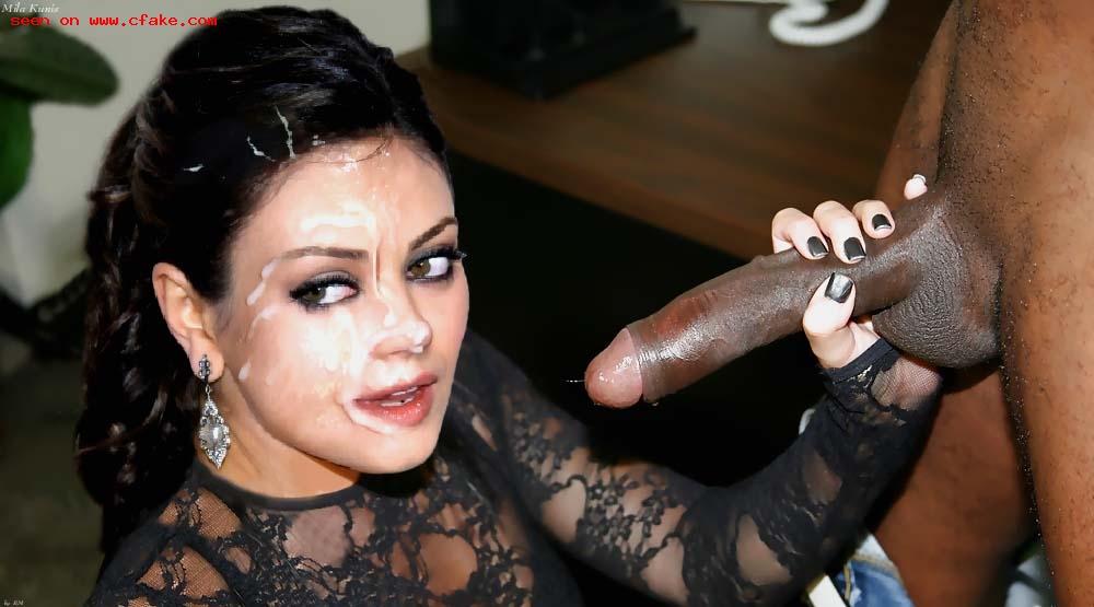 Mila Kunis Fake