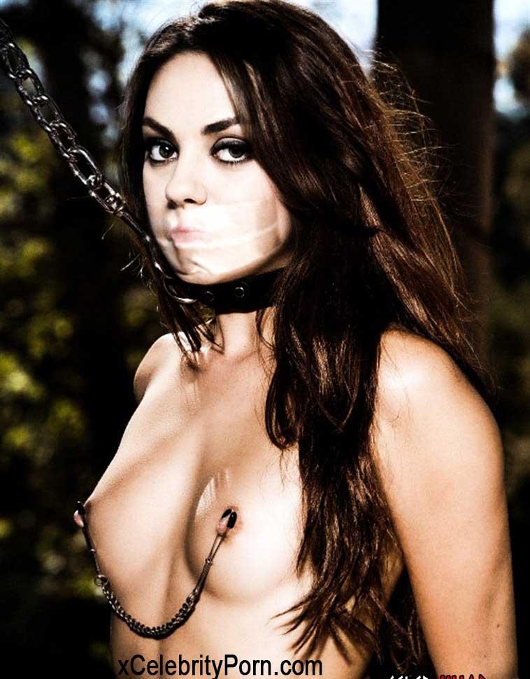 Mila Kunis Fotos Fake Sometiendo A Mila 4
