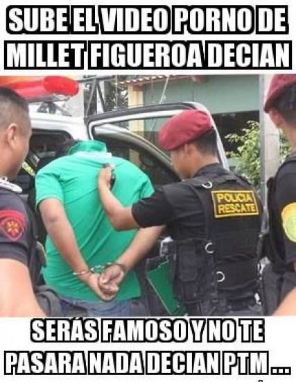 Milett Figueroa Video Porno Difunden Terribles Memes Tras