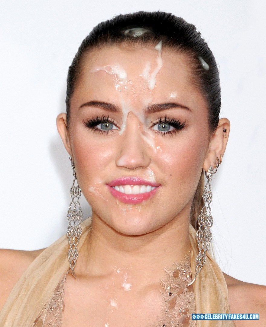 Miley Cyrus Cum Facial Porn Miley Cyrus Fake Cumshot Porn Miley Cyrus Fake Cumshot