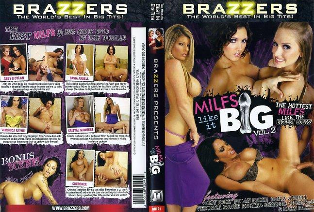 Milfs Like It Big Brazzers Porn Dvd