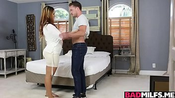 Mis Raquel Bangs With Penelope And Her Boyfriend 1