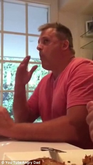 Mitchell And Dylan Prank Their Dad Adding Too Much Chili To His Dinner