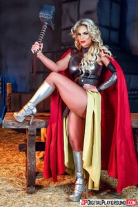 Model Phoenix Marie Set Name Whor Godess Of Thunder A Parody Part