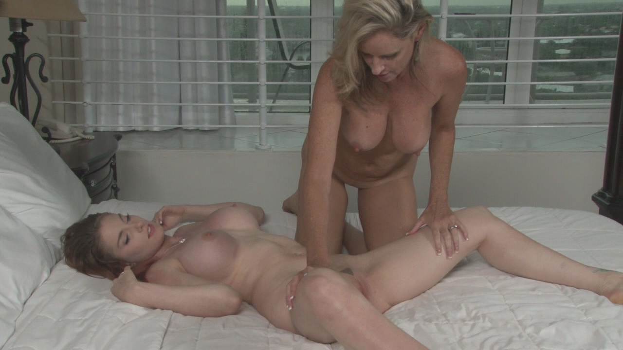 Mother Daughter Lesbian Lessons