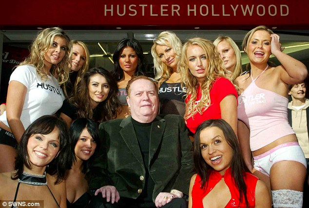 Mps Are Furious After A Pole Dancing Club Owned International Porn Baron Larry Flynt