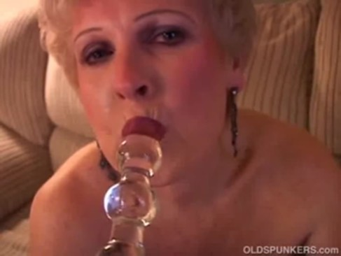 Mrs Jewell Champagne Masturbation