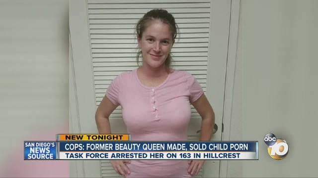 Mrs Orange County Arrested On Child Porn Charges