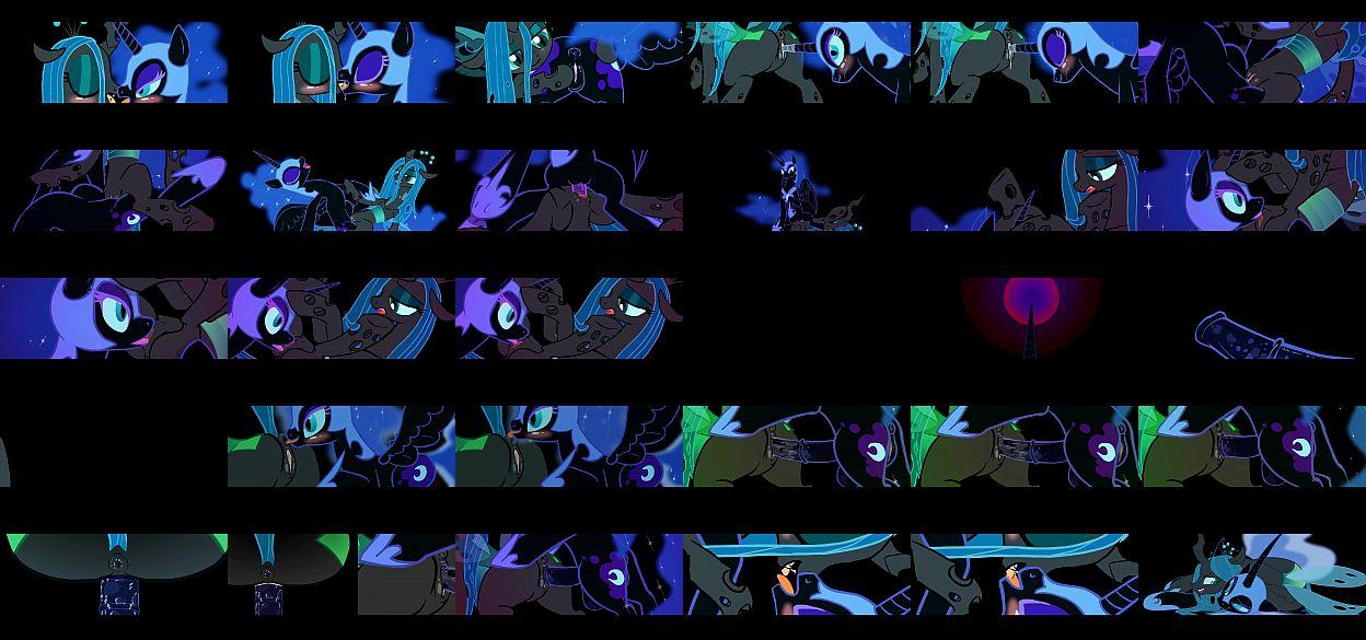 My Little Pony Chryslais Nightmare Moon 5