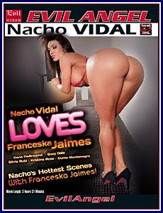 Nacho Vidal Loves Franceska Jaimes Adult Dvd