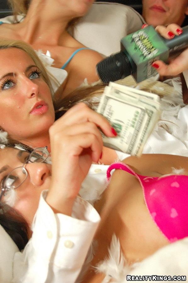 Nadine Moneytalks Porn Nadine Money Talks Money Talks Deena Horny Red Head Deena