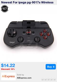 Newest For Ipega Wireless Bluetooth Game Controller Joystick For Iphone Ipad Android Mobile
