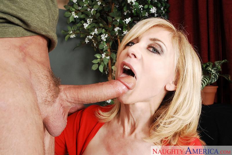 Nina Hartley Alec Knight In Friends Hot Mom Naughty 1