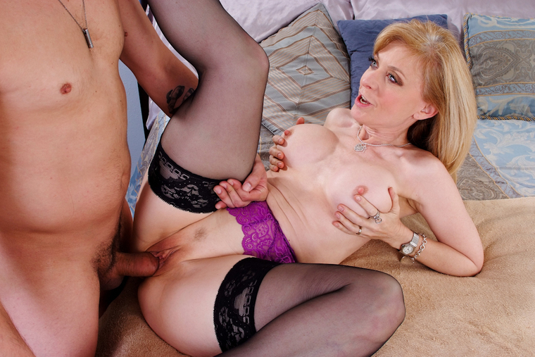 Nina Hartley Discreet And Secure Sign Up For Naughty America