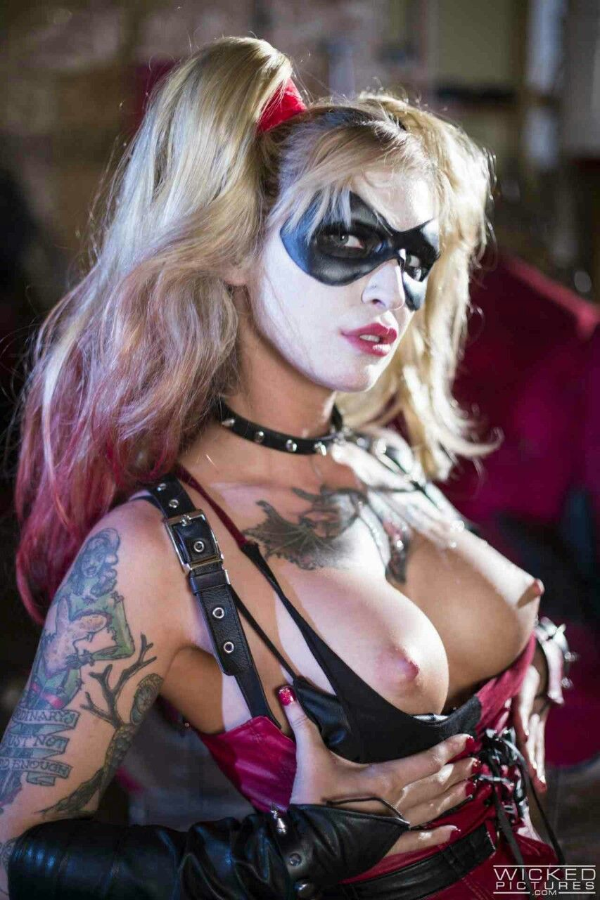 Nude Cosplay Tumblr Harley Quinn Pinterest Cosplay