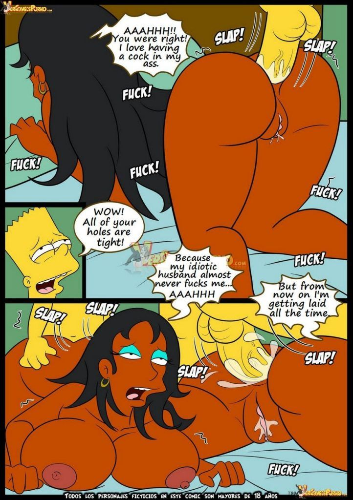 Page Of The Porn Sex Comic Croc Comics Old Habits English For Free Online 7