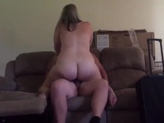Pawg Wife Getting Fucked