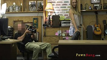 Pawnsex Pawnshop Customer Lost All Of Her Mon