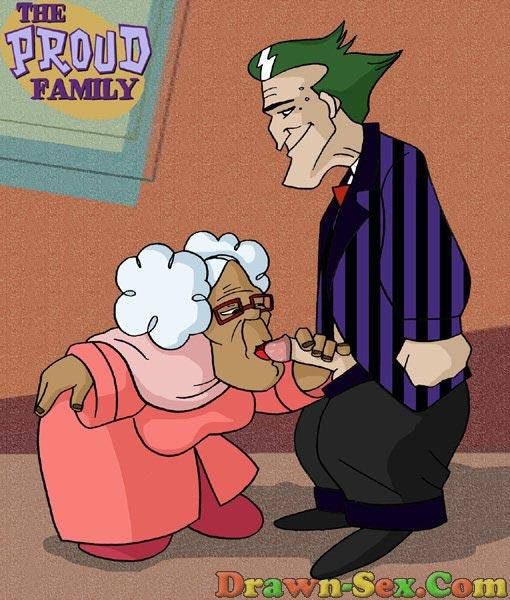 Penny Proud Family Cartoon Pics Hentai And Cartoon