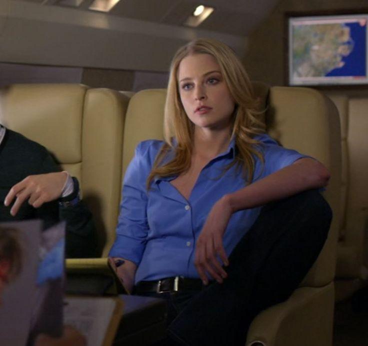 Photo Of Rachel Nichols For Fans Of Rachel Nichols Criminal Minds