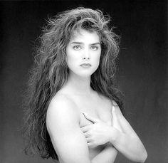 Photographer Robert Mapplethorpe Model Brooke Shields Date