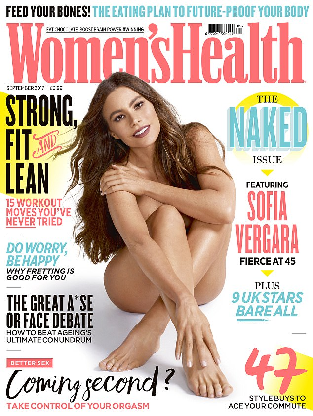 Pick Up The September Issue Of Womens Health Magazine For More Of Sofias Interview