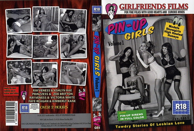 Pin Up Girls Girlfriends Films Lesbian Wholesale Porn Dvd