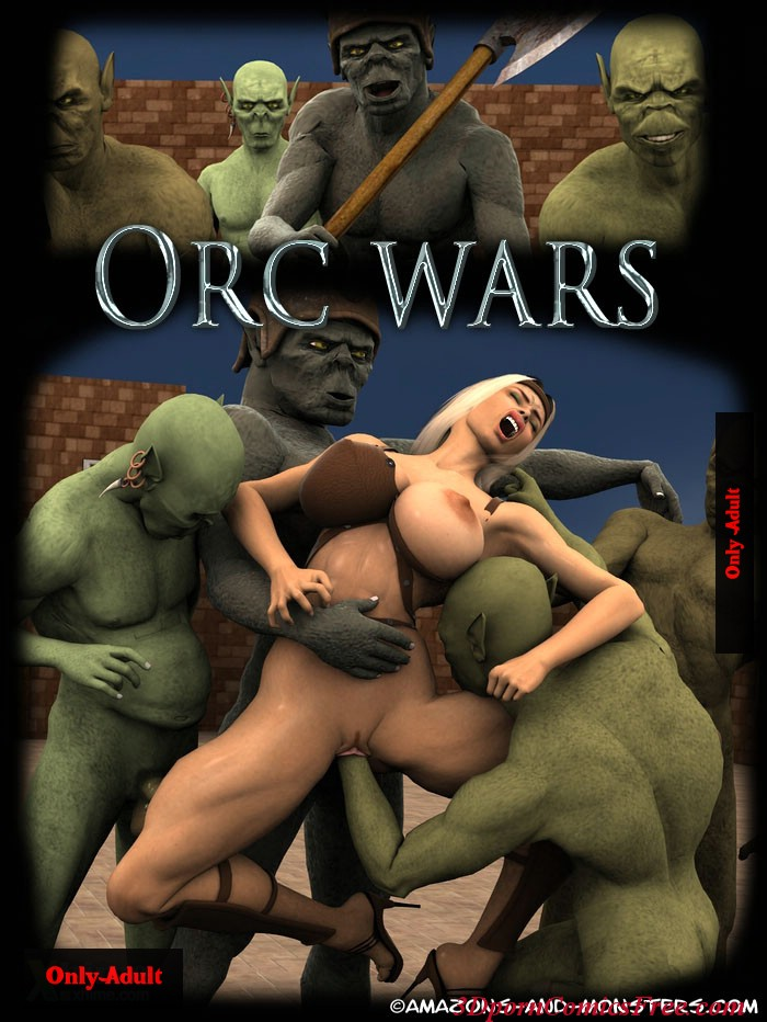 Porn Comics Free Porn Comics Free Orc Wars