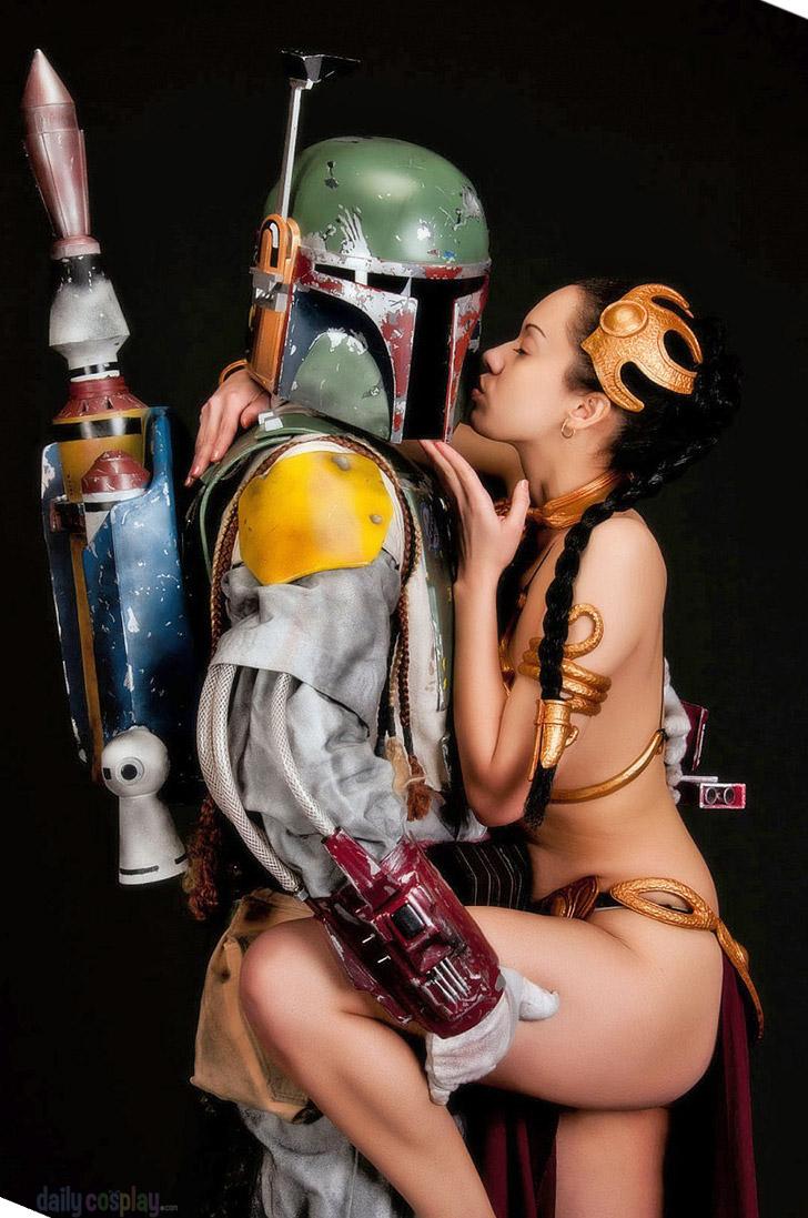 Princess Leia Slave Bikini Star Wars Carrie Fisher 1