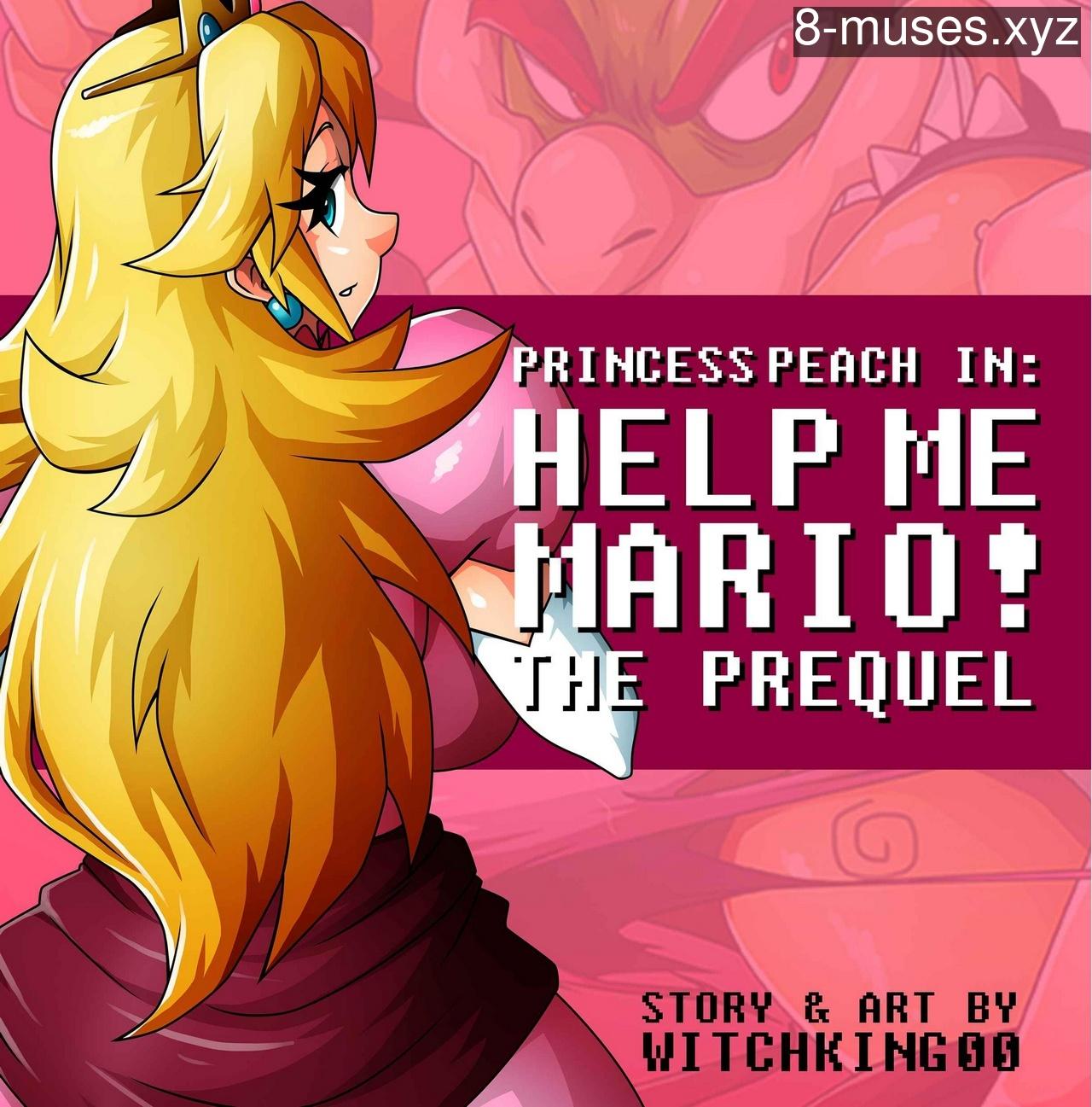 Princess Peach Help Me Mario Comics Porn Muses Sex Comics 4