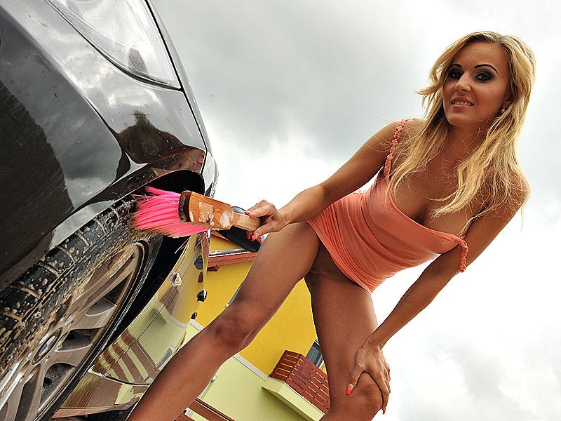 Qaghbemeh Millogh Sexy Car Wash Ghap Nsfw