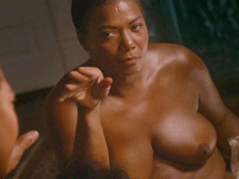naked pics of queen latifah