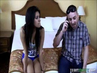 Riding White Cock Latina Milf Petite Homemade Amateur Porn Xxx