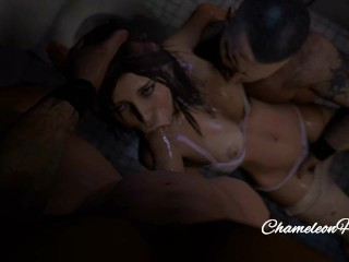 Rise Of Tomb Raider Lara Croft Compilation 2