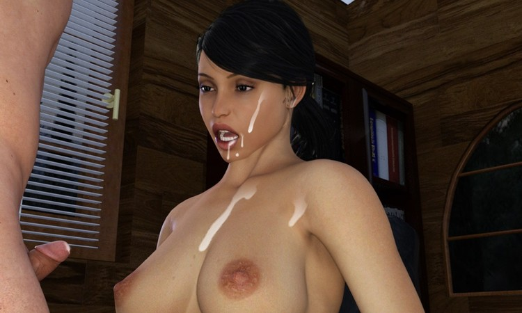 Road Girl Hentai Sex Game