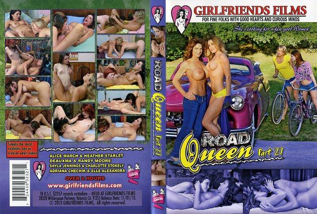 Road Queen Girlfriends Films Lesbian Porn Dvd 1