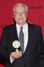 Robert Osborne At The Annual Peabody Awards