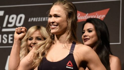 Ronda Rousey Offered Super Hero Role In Porn Parody Bso