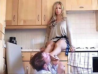 Russian Mistress Beautiful Foot Worship Porn 8