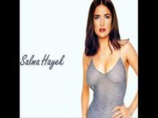 Salma Hayek Completamente Desnuda Encuera Flow Patio Porn