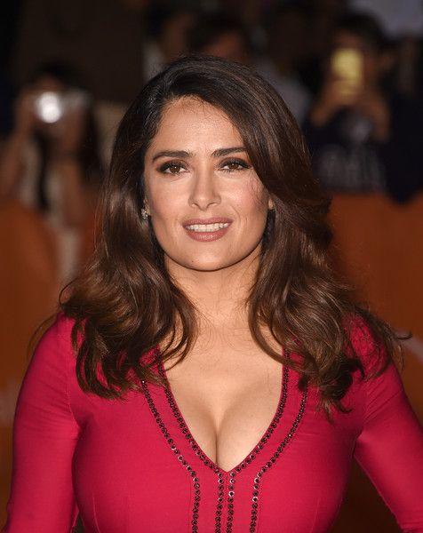Salma Hayek Photos Actress Salma Hayek Attends The Septembers Of Shiraz Premiere During